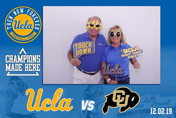 UCLA vs Colorado Buffaloes