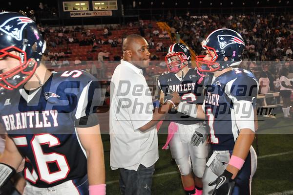 Lake Brantley Varsity Football 10-28
