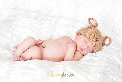 Baby Leighton-6days-4.12.12