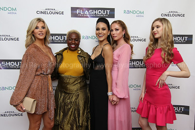 Flashout Hollywood Movie Premiere