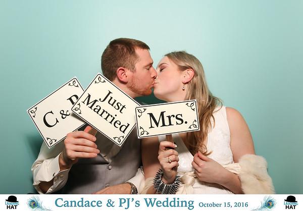 Candace & PJ's Wedding
