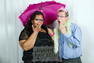 Colleen and Craig-Photo Booth
