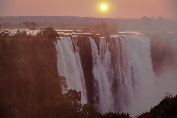 Zimbabwe (Victoria Falls)