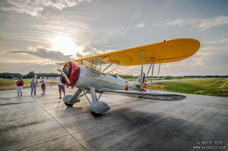 Bi-Plane   Photography by Wayne Heim