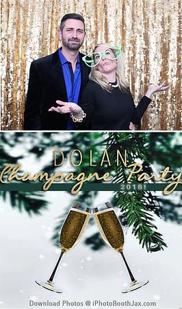 Dolan Champagne Party