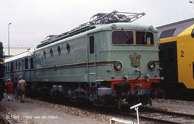 1989-07-09, 150 years Dutch Railways (NL)