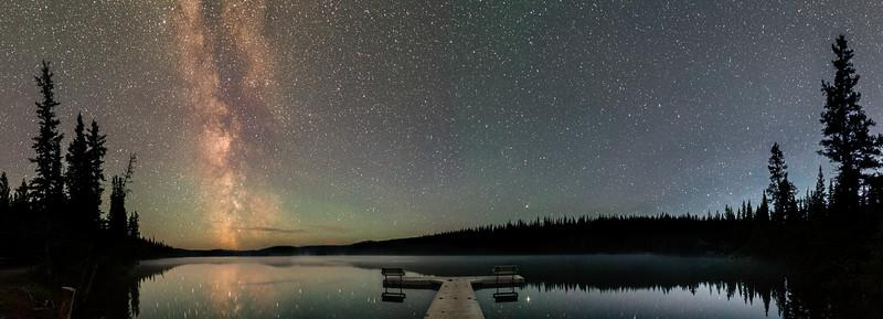 Fish Lake Nordegg Alberta