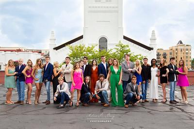 2020 Senior Models