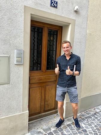 2018-08-01 Visit in Schweiz