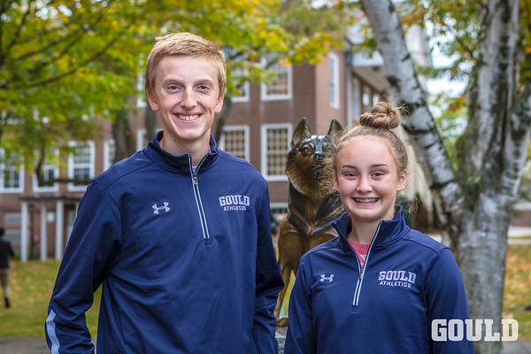Athletes of the Month 2017