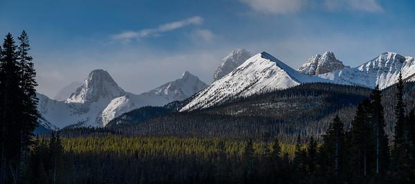 Canadian Rockies Winter 2020