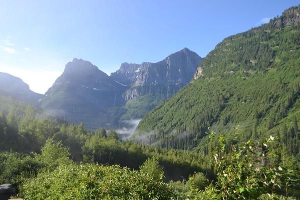 Glacier National Park July 5-16