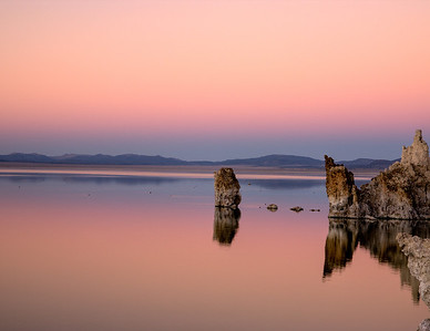 Mono Lake - Lone Pine Area