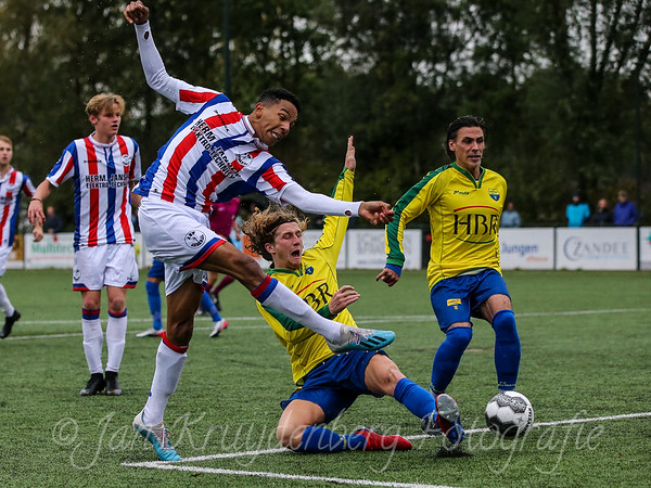 20191012 Arsenal vs Zandvoort