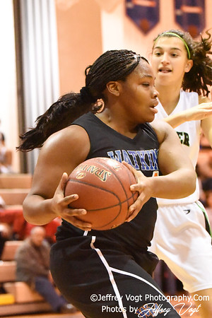 12-06-2016 Watkins Mill HS vs Walter Johnson HS Girls Varsity Basketball, Photos by Jeffrey Vogt Photography