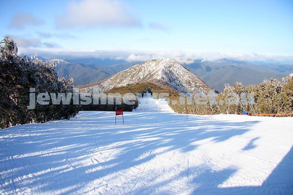 Jewish Schools Skiing 2008
