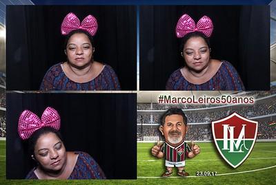#MarcoLeiros50anos