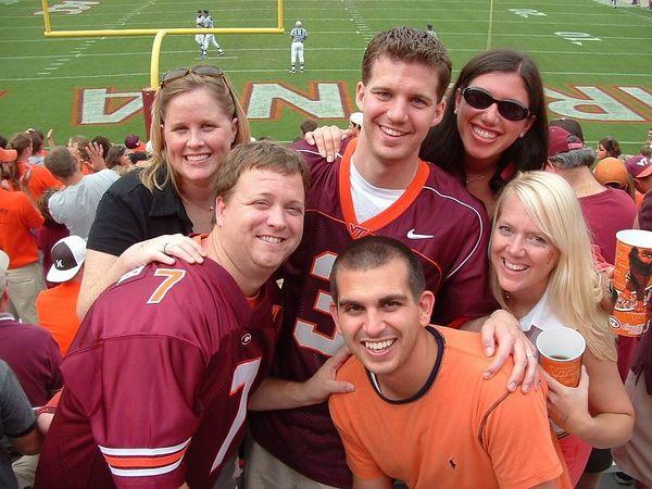 Let's Go Hokies! September 2005