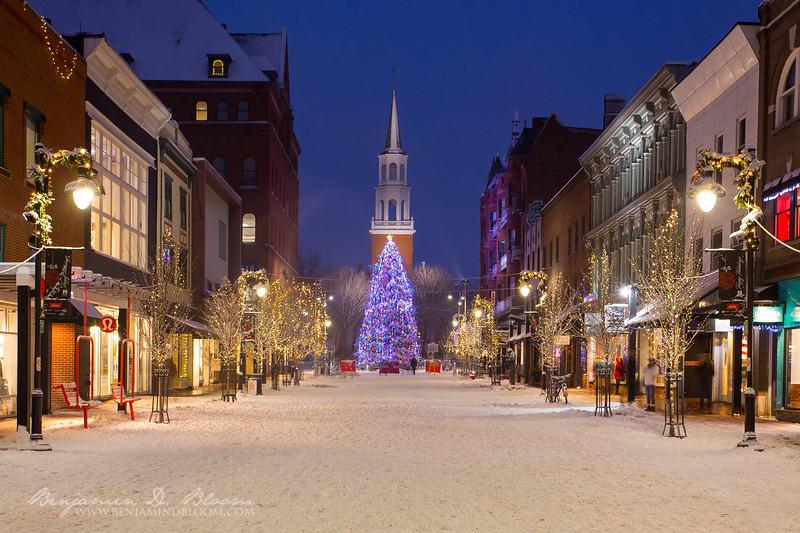Christmas on Church Street, 2016