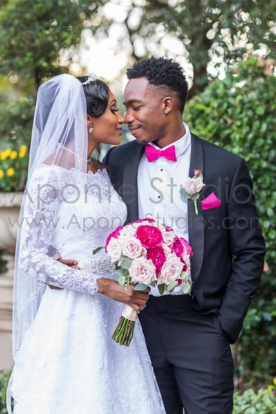 Shalee & Stanley wedding