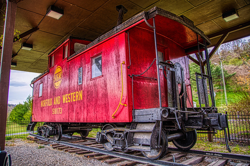 Retired From The Rails