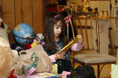Liora's 5th Birthday