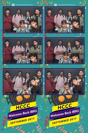 HCCC Welcome Monday