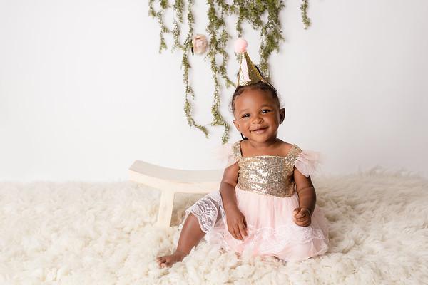 Mikayla (1st Birthday)