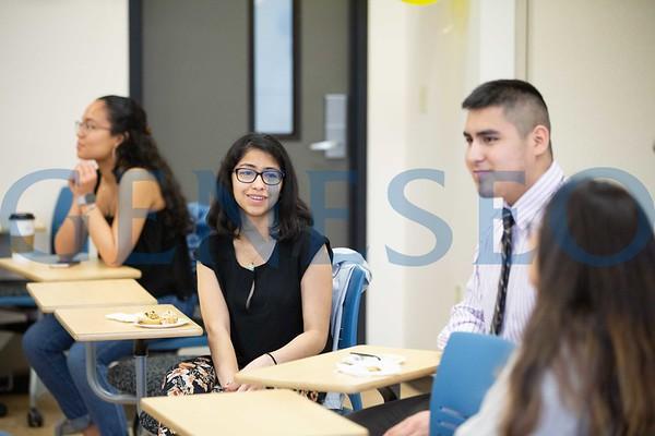 McNair Scholar Reception