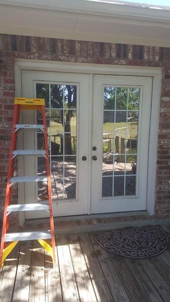 Amber doors