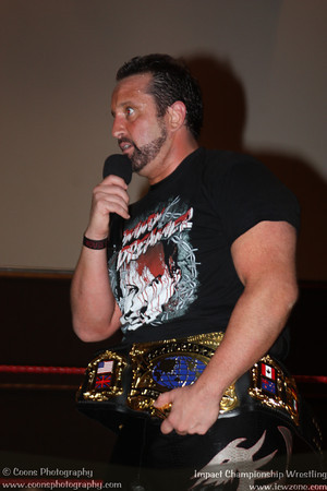 ICW 9/29/12 - Dan Maff vs Tommy Dreamer