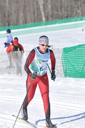 UVM Carnvial Nordic Classic 5K 10K 2012