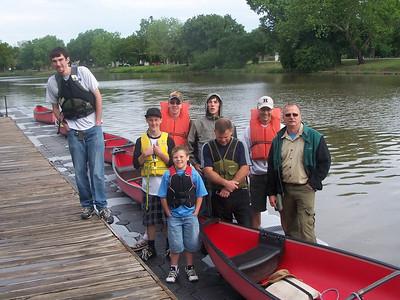 Canoe Trip May 2012