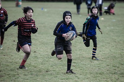 Hertford RFC vs Saracens