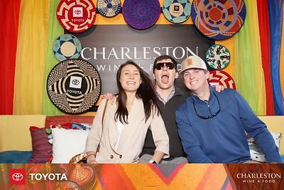 charleston wine + food global photo lounge - day 1