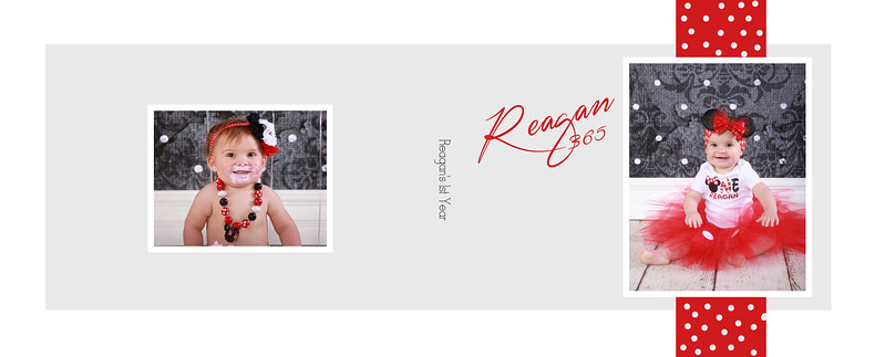 Reagan's 1st 365