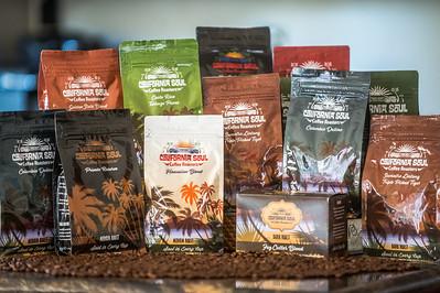 Californa Soul Coffee Roasters