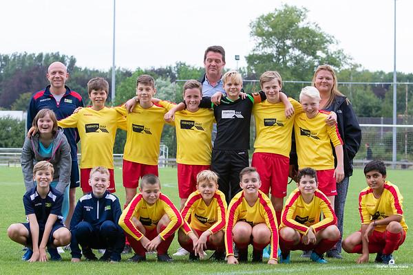 16/08/2019: U13 Tornooi FC Dynamo Beervelde