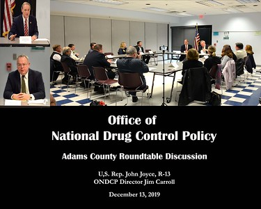 ONDCP Roundtable 2019