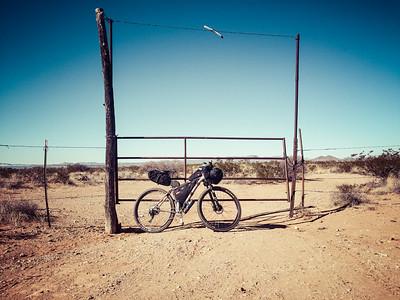 Monumental Loop - New Mexico - Bikepacking