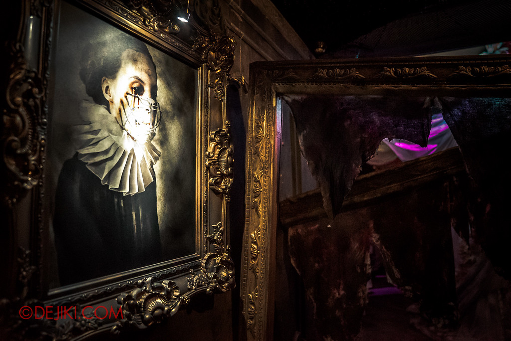 Halloween Horror Nights 6 Sneak Preview - Bodies of Work gallery