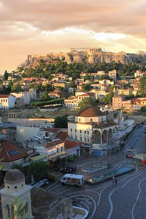 2014 Barcelona, Athens, Spain, Portugal, Greece