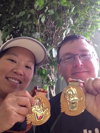Dopey Challenge  - Day 3 - Half Marathon