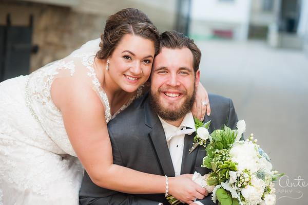 Becca and David's Wedding Day 2019