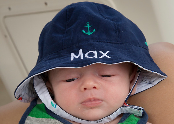 Max in Galveston