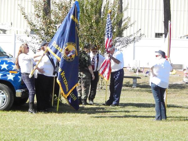 Veterans Day in Live Oak 2013