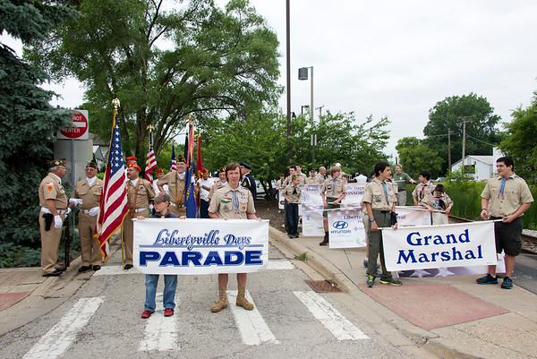 Libertyville Day Parade