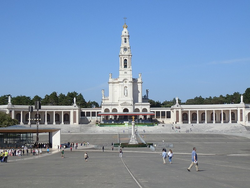 day trips from Lisbon Fatima