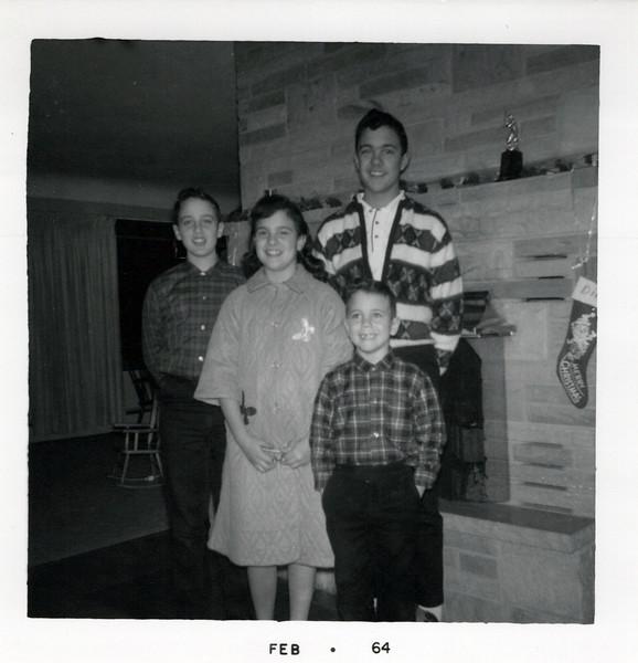 1964 Ken, Teri, Butch and Kris.jpeg