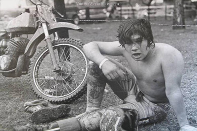 Vintage Motocross Photos 6
